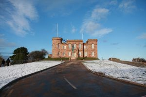 Inverness Castle by Lokattan