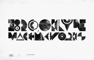 Brooklyn Machine Works by dualform