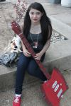 Marceline the Vampire Queen Cosplay by Chantellex3