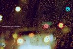 Bokeh and rain by elieang