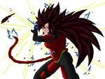 [Collab] Saiyan-Valor by Shadows-of-Trinity