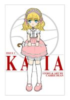 Kaia 1 cover by cajime