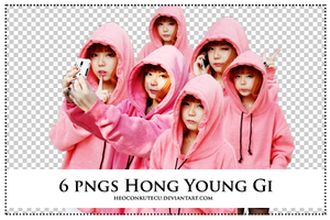 PNGs Pack Hong Young Gi by Heoconkutecu