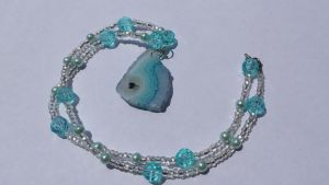 Angel Of The Sea Necklace by Leiagore