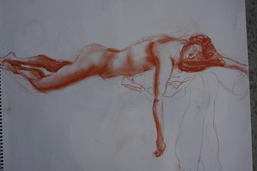 life drawing 05 by OmgItsEmily