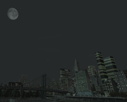 Moon Over Algonquin by GTA-IVplayer