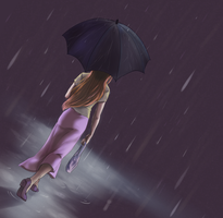 If I Were the Rain by Mhii
