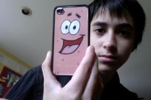 Patrick Case by aarontheawesome