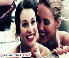 Faberry We found love by Crejzi