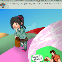 Q1: Bag of Candy by Ask-PresVanellope