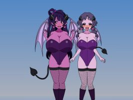 Sexy Monster Mansion-Sia the Succubus TF-P6 by emailed333