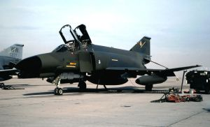 Det 5, 4485th TS F-4G in Euro-1 Scheme by F16CrewChief