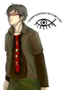 Fanart Vance Fisheye Placebo by AnimeReunion