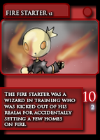 Kingdom:Collector of Realms-Fire Starter Tier I by LooseId