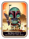Boba Fett by ElectroNic0