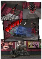 Stormy Petrel Page 2 by MrHades