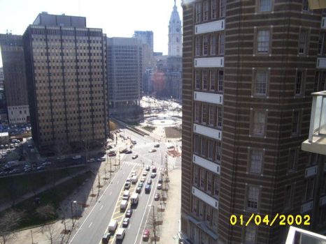 philly on the parkway by keeptheaversion