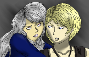 The Beilschmidt Sisters by AshesAshesFalling