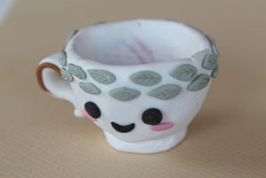 Kawaii teacup by Naruyumi-Mite