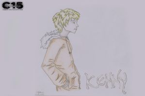 Kenny - South Park 3 by case15