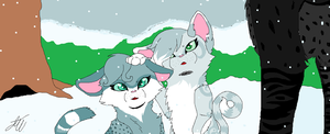 TSC ll Snow Day Surprise by AriaSnow