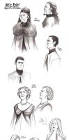 HP - Hogwart's Champions by the-evil-legacy