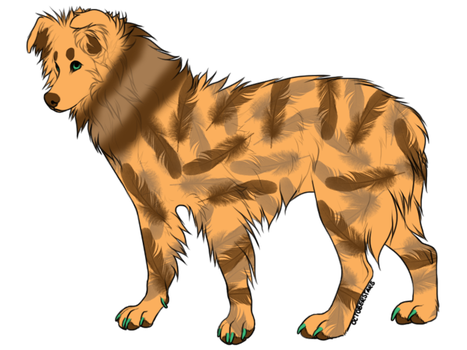 Dog Adopt - 20 points OBO - OPEN by lil-fawn-adopts