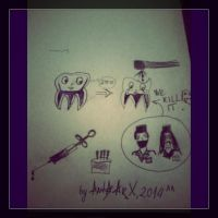 My first 'trial))) I'm just trying to draw) by AntaArx