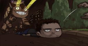 Thrown under the catbus by Padder