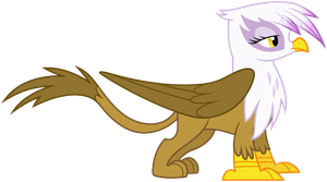 a question of gilda the griffon????? by TheWalrusclown