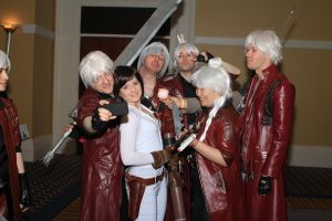 Katsucon 2014 - Devil May Cry Photoshoot 42 by VideoGameStupid