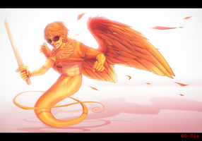 DaveSprite- COMM by 60-Six