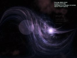 Wormhole - Space anomaly by purity