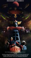 Ufo Robot Grendizer: Fleed by Vigior