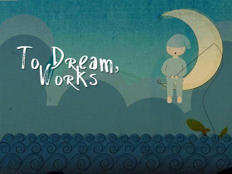 To dream, works by treeoflove