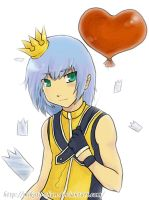KH-Heart by Mikoto-chan