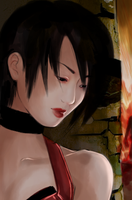 Ada Wong by emotsiia