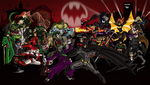 Sentinels of Gotham by ADL-art