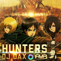 Hunters Cover by Crazed-Artist