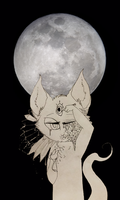Full Moon 2night by Eminent-Lie