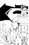 Superman vs Batman by Kid-Destructo