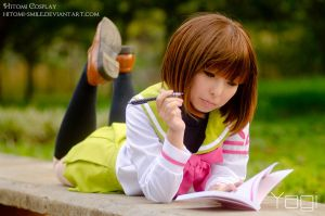 Dear future by Hitomi-Cosplay