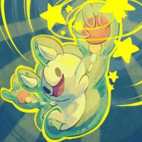 giftmas 2011 REUNICLUS used DIZZY PUNCH by Zilleniose