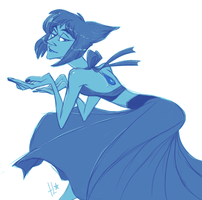 lapis by thatlaughingstar