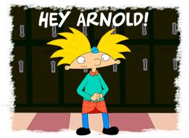 Hey arnold by HeboFreire