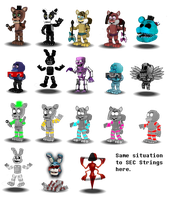 POPGOES Accurate Characters by Educraft