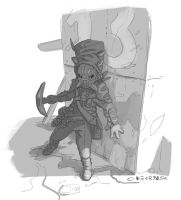 Little robber by TKetryan