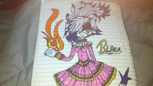.:Princess Blaze:. by lolipopoodles1234