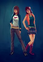 The Sims 2 by oshirockingham