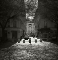 Sketches from Paris XI... by Kaarmen